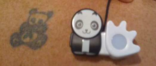 Poken Tattoo
